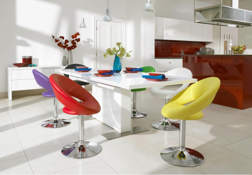 Cool dining tables and chairs